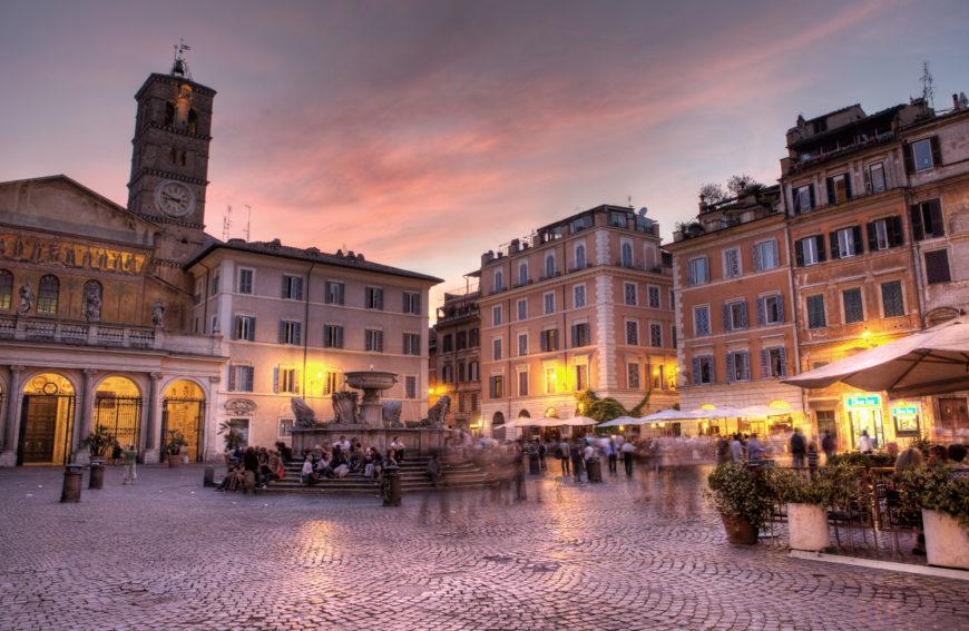Accompagnatore a Roma: vivere la notte con un gigolo
