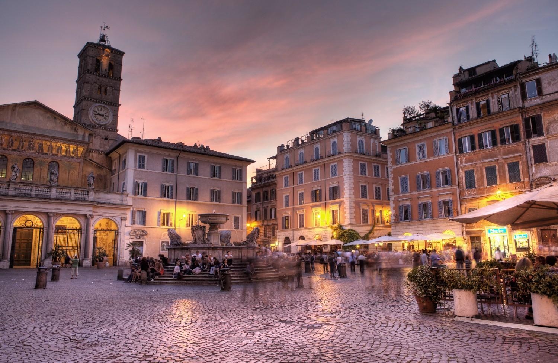 accompagnatore a Roma